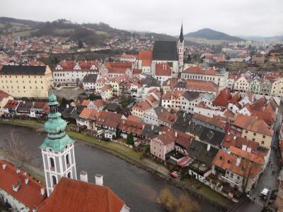 中欧+デンマーク4ヶ国周遊個人旅行⑭