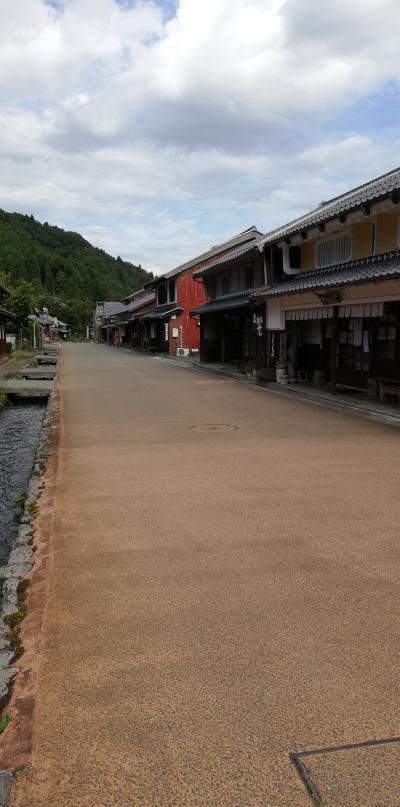 福井・若狭:熊川宿・瓜破の滝