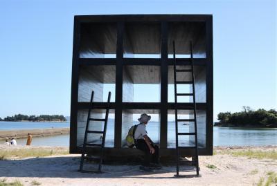 今年初めての宿泊旅行♪ 三河湾に浮かぶ、アートと癒しの佐久島にGOTOでお得に旅行♪1日目