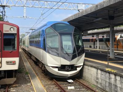 2020年 近鉄の観光特急しまかぜ(賢島→鶴橋)