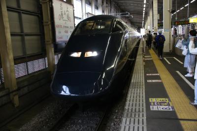 現美新幹線乗車記