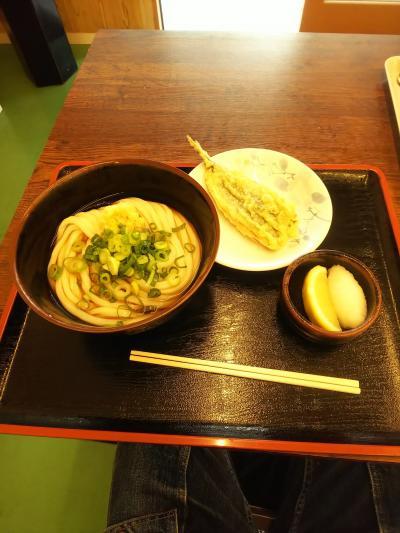 計画崩れの香川の旅