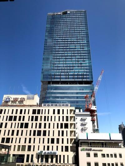 久し振りの渋谷 セルリアンタワー東急ホテル40F クーカーニョでランチ