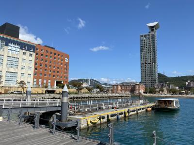 2020年9月 北九州旅行 2日目 門司港の街を散策 そして帰京