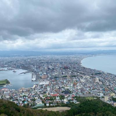 弾丸函館旅行