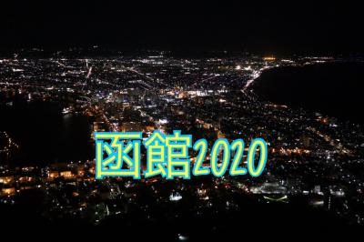 3】初めての道南HAKODATEたび〈夜景と漁火求めて函館夜景号に乗車〉