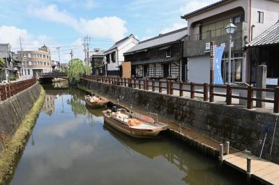 佐原 -水郷のむかし町を歩く-