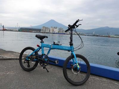 自転車でGO!早朝バージョン =市内ウロウロ…= 2020.09.21