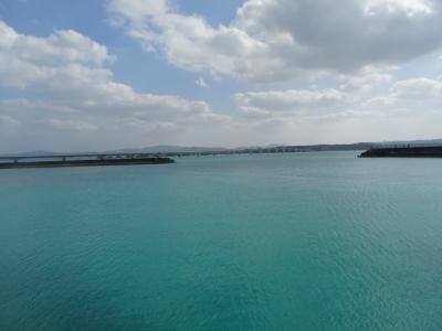 人生初めて尽くしの沖縄!沖縄本島の弾丸銃弾ドライブ旅