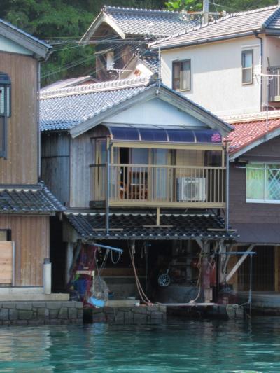 一日一組限定、一人でも1棟貸切同料金 コスパ抜群 伊根の「舟屋の宿ながはま」に泊まる