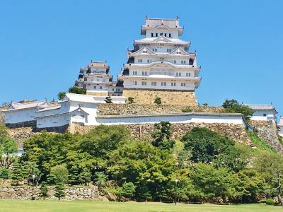ちょっと足を延ばして姫路城&神戸へ小旅行☆姫路編☆1日目前半