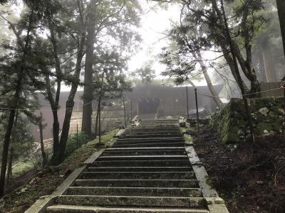 京都市(愛宕神社、月輪寺、大覚寺)