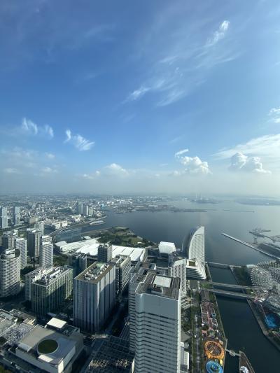 GoToで横浜ロイヤルパークホテル お泊り会