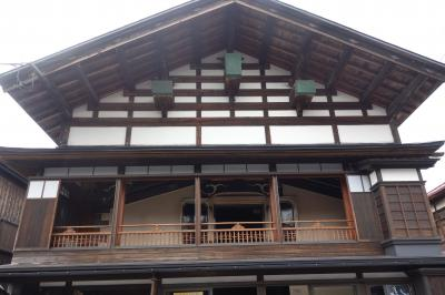☆神秘のヴェールを脱いだ美しい内蔵☆ 2020年10月 重要伝統的建造物群保存地区・増田街歩き 1