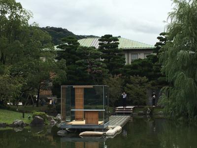 go to 久しぶりの初秋の京都