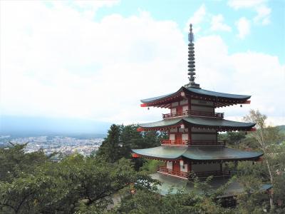 Go Toキャンペーンで富士五湖へ パワースポットめぐりと山梨グルメを食べに行こう!