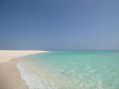 久米島 離島でダラダラ&はての浜でまったりの旅 その2