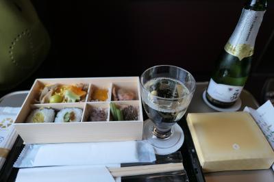 秋の別所温泉松茸の旅♪ Vol.1 ☆東京からグランクラスで別所温泉へ♪