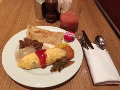 シンガポールひとり旅  @朝食編