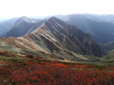 2018年秋 谷川岳登山