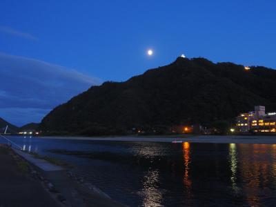 2020.09 長良川温泉逗留記(1)観光ホテル石金で、長良川・金華山の眺めと温泉を楽しもう。