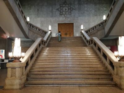【特別展 工藝2020】半沢直樹の東京中央銀行のロケ地と聞くと、国立博物館も違って見える?