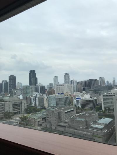 Goto利用でぷらっとANAクラウンプラザ大阪のクラブラウンジとキッズプラザ大阪へ