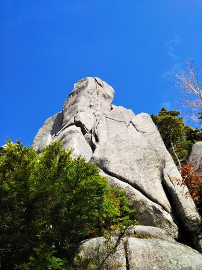 山に登ろう!何年も前から思い続けた瑞牆山へ