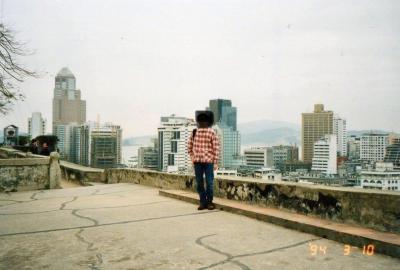 1994年 マカオ