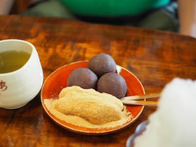 食べてばっかりの京都 - AUG20