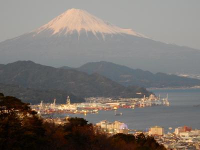 日本平~御前崎初日の出~法多山尊永寺