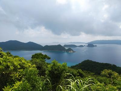 沖縄離島2020夏旅行記 【15】座間味島4(北部ツーリング)