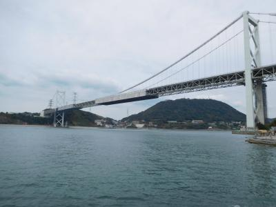 帰省を兼ねて山陰・関門海峡・名古屋の旅 その5 門司港