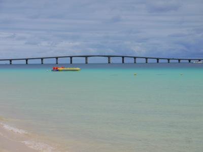 初めての宮古島はシギラミラージュで♪その3 シギラビーチでシュノーケリング再び&来間島訪問