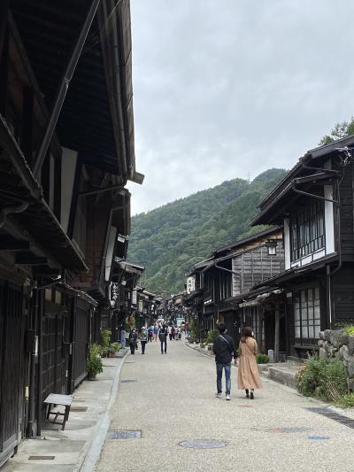 2020年10月 奈良井宿