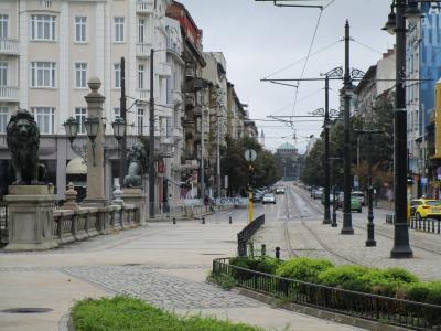 2020年8月ブルガリア旅行3 ロンドン→ソフィア(ブルガリア)→カザンラク→シプカ