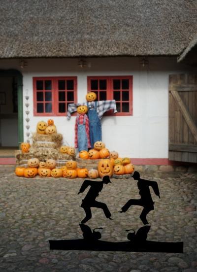 アンデルセン物語♪ 日本のテーマパーク第3位にもなった、「ふなばしアンデルセン公園」の春と秋