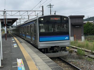2020年10月大人の休日倶楽部パスの旅3(仙石線)