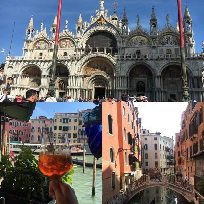 キャセイパシフィック航空で行くイタリア新婚旅行⑭憧れのヴェネチアへ