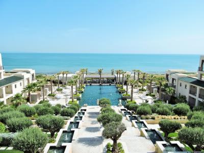 【Four Seasons Hotel Tunis】でお籠りステイ