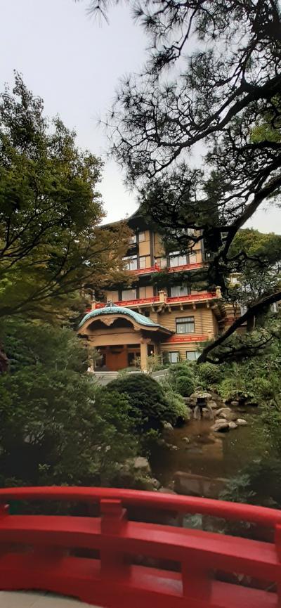 外国でも日本でもない富士屋ホテル その2