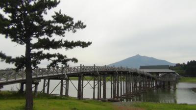 ヒストリカルストーリイNo.29 レンタカーで青森県を巡る その2富士見湖パーク鶴の舞橋 令和2年9月28日から東北旅行