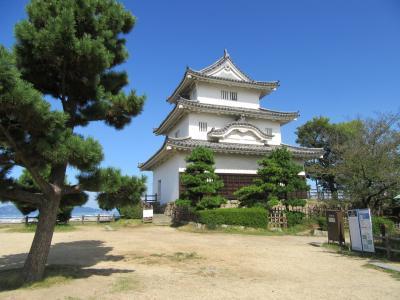 松山・丸亀2泊3日の旅 (その3 丸亀城など)