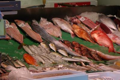 20201006-1 福岡 柳橋連合市場…も少し前に知っていれば、魚買って帰れたけれど