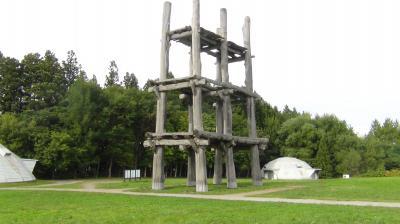 ヒストリカルストーリイNo.30 レンタカーで青森県を巡る その3 三内丸山遺跡 令和2年9月28日からの東北旅行