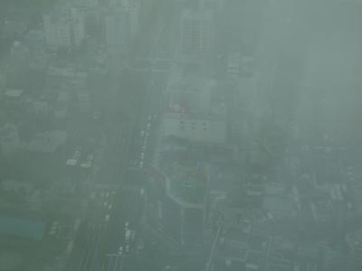 恐る恐るの大阪 2日目は・・あべのハルカス五里霧中!げっ!