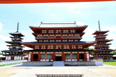 薬師寺 約10年に及ぶ解体修理が終わった東塔