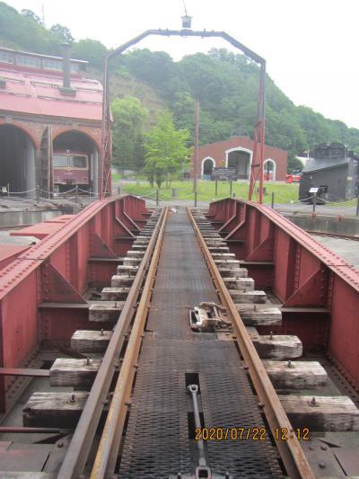 旧手宮線跡を小樽鉄道博物館まで散歩の後は小樽市総合博物館(運河館)から北一硝子で買い物を