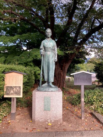 「八重の桜」の聖地巡り㏌会津若松