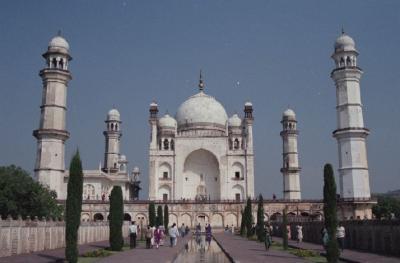 1997年~1998年 ユーラシア大陸横断-C(インド編)